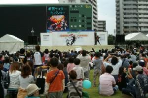 04 仮面ライダーキバショー