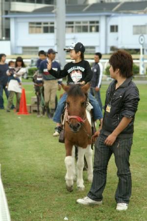 11 ポニー乗馬