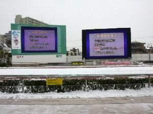 120229川崎競馬 雪のため中止-03.jpg