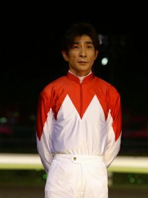 佐賀競馬代表 山口勲騎手