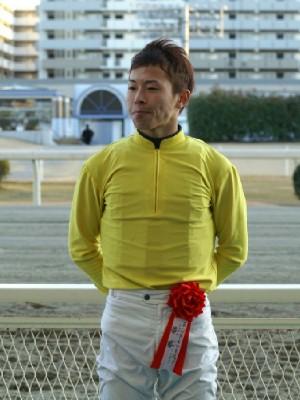 優勝 町田直希騎手