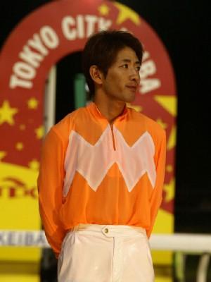 兵庫競馬代表 木村健騎手
