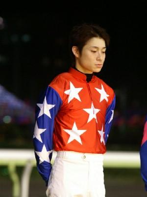 大井競馬代表 御神本訓史騎手