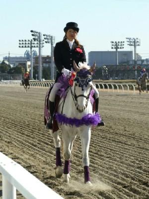 川崎競馬の誘導馬 1月後半開催 平場Ver トライアンフトーチ 3