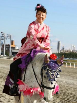 川崎競馬の誘導馬 1月開催 平場Ver ジョイくん 2
