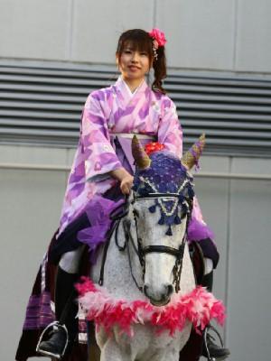川崎競馬の誘導馬 1月開催 平場Ver ジョイくん 3