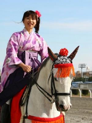 川崎競馬の誘導馬 1月開催 平場Ver トーチくん 4