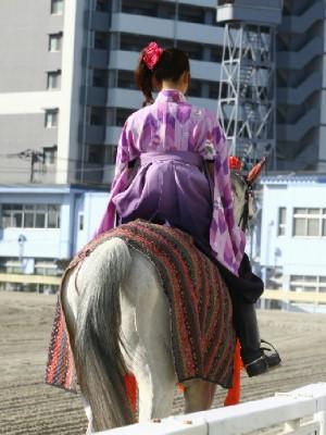 川崎競馬の誘導馬 1月開催 平場Ver トーチくん 5