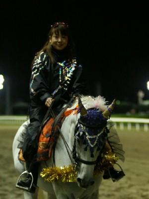 川崎競馬の誘導馬 10月ハロウィンVer その2-2