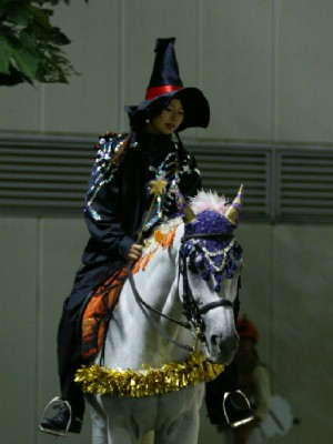 川崎競馬の誘導馬 10月ハロウィンVerその3 2