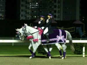 川崎競馬の誘導馬 10月重賞Ver1
