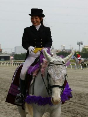 川崎競馬の誘導馬 4月開催 桜&重賞Ver 3
