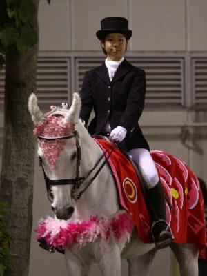 川崎競馬の誘導馬 5月開催 こいのぼりVer ユーちゃん 1