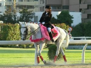 川崎競馬の誘導馬 7月前半開催 朝顔Ver ユーちゃん2