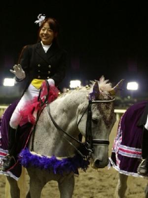川崎競馬の誘導馬 9月後半開催 重賞Ver トゥインクルジョイくん