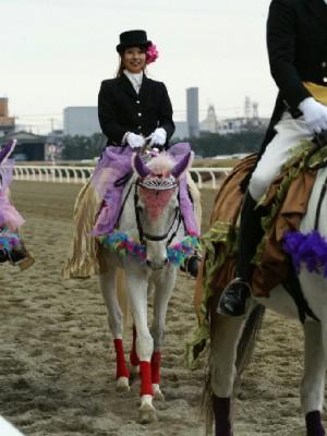 川崎競馬の誘導馬 G1Ver ジョイくん.jpg