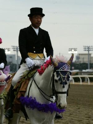 川崎競馬の誘導馬 G1Ver トーチくん.jpg