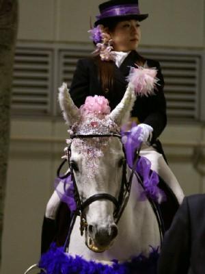川崎競馬場の誘導馬 4月重賞Ver 1