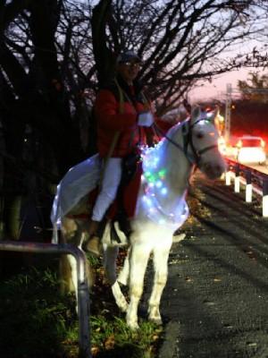 笠松競馬 ウィニーくん イルミネーションVer 6