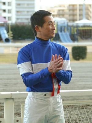 第3位 菅原勲騎手