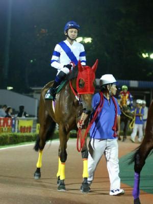 高知競馬代表 赤岡修次騎手