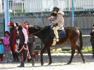 02乗馬体験-1