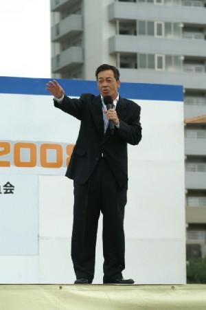 07 清水アキラトークショー