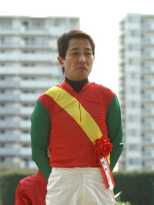 090127佐々木竹見カップ4-張田京騎手.jpg