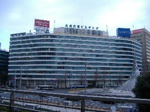 12 大名古屋ビルヂング 2Fから 1.JPG