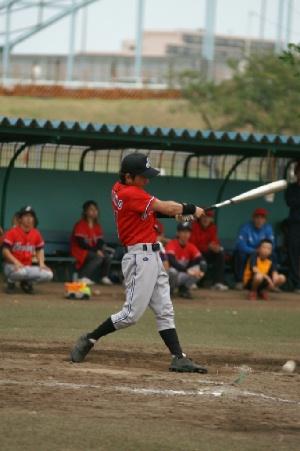 25 7回表 2番今野騎手 出塁.JPG