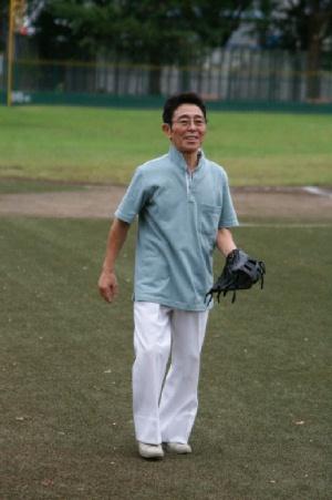 31 佐々木竹見騎手の球を打ちたい人~.JPG