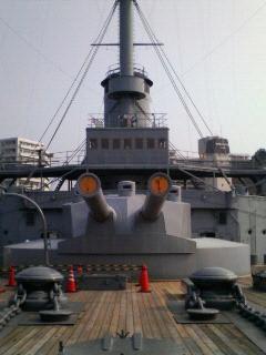 グレートな船