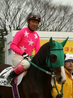 内田利雄騎手-090121-大井9R-サンコーリーゼント-2.jpg