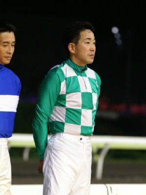 北海道競馬代表 宮崎光行騎手