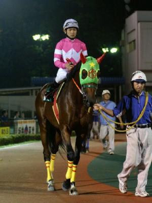 名古屋競馬代表 岡部誠騎手
