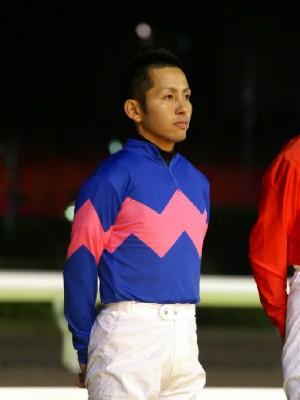 大井競馬代表 坂井英光騎手