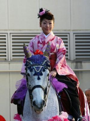 川崎競馬の誘導馬 1月開催 平場Ver ジョイくん 1