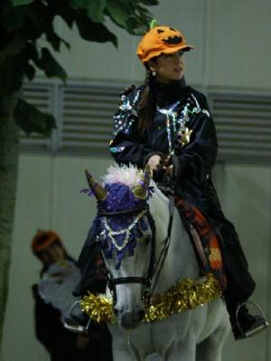 川崎競馬の誘導馬 10月ハロウィンVer その1-1