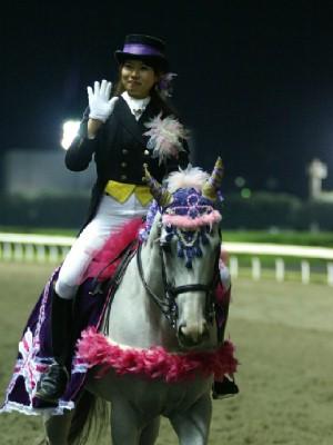 川崎競馬の誘導馬 10月重賞Ver3