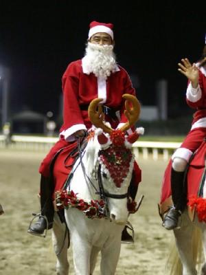 川崎競馬の誘導馬 12月クリスマス 重賞Ver 5