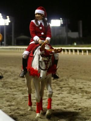 川崎競馬の誘導馬 12月クリスマスVer トゥインクルジョイくん 1