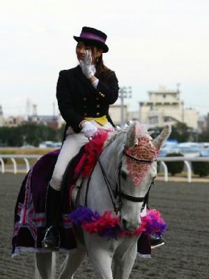 川崎競馬の誘導馬 3月開催 重賞Ver 3