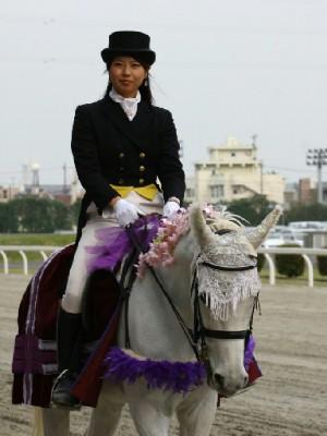 川崎競馬の誘導馬 4月開催 桜&重賞Ver 2