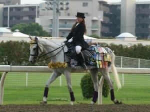 川崎競馬の誘導馬 6月開催 七夕Ver ユーちゃん1