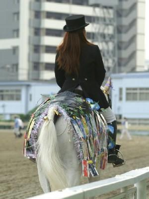 川崎競馬の誘導馬 6月開催 七夕Ver ユーちゃん3