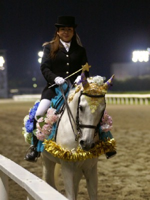 川崎競馬の誘導馬 6月開催 紫陽花Ver ユーちゃん3