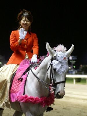 川崎競馬の誘導馬 7月前半開催 重賞Ver2 トーチくん