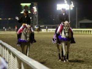 川崎競馬の誘導馬 9月後半開催 重賞Ver