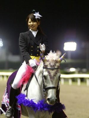 川崎競馬の誘導馬 9月後半開催 重賞Ver ユーコースプリングくん