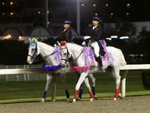 川崎競馬の誘導馬 9月開催 重賞Ver